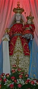 S. Maria del Rifugio patrona di Acquappesaq