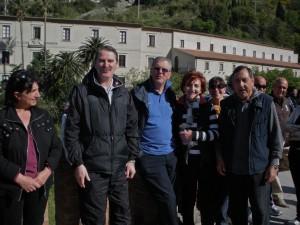gruppo storico dei pellegrini