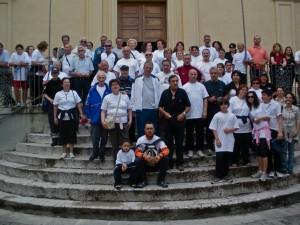 davanti la Chiesa Madre