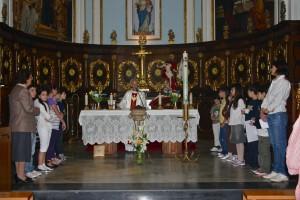 S. Messa e consegna del credo