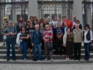 il gruppo a S. Paolo