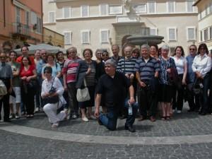 a Castel Gandolfo