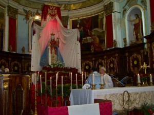trono di 1 e 2 luglio